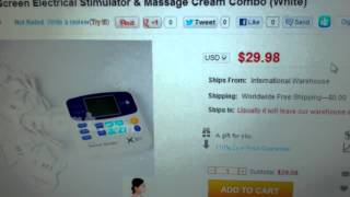 xft electronic stimulator