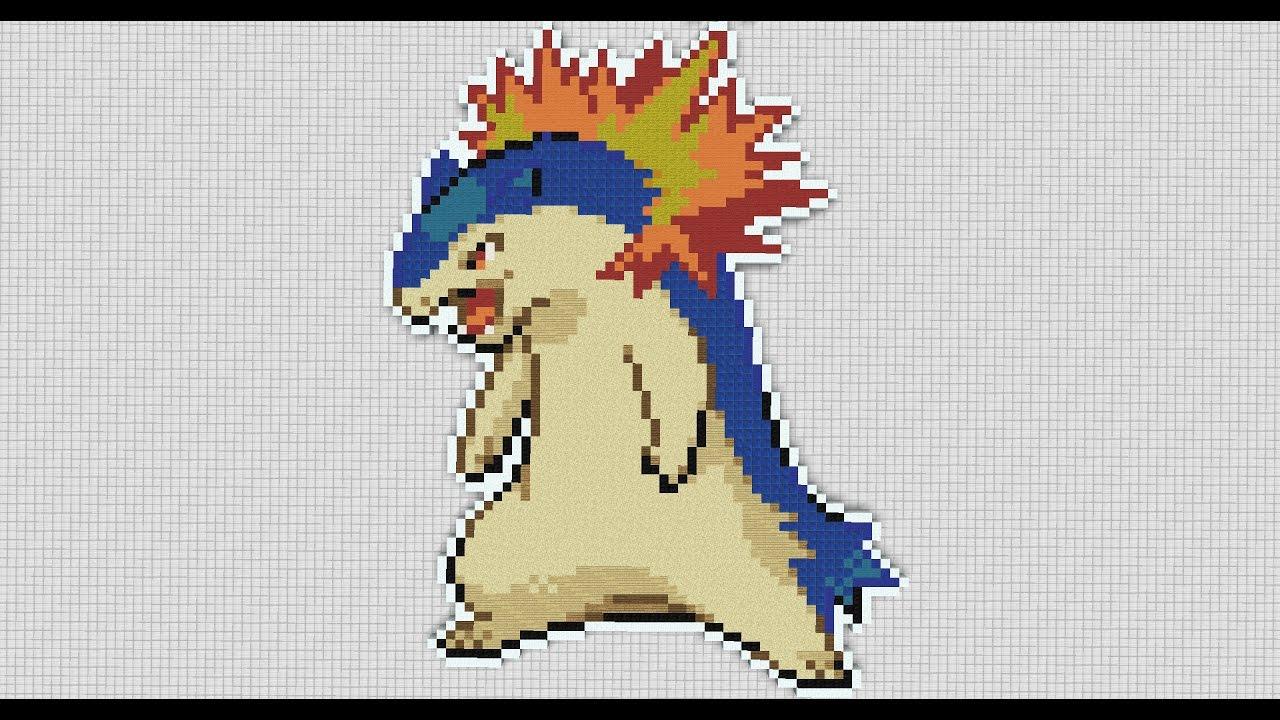 Pokemon Pixel Art Maker Ecosia