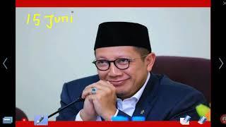 Penetapan Idul Fitri 2018 Sesuai Tinggi Hilal - 1 Syawal 1439 H
