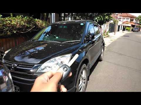 Review Honda CR-V (RE1) 2.4 Prestige 2011