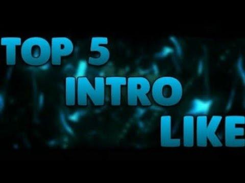 TOP 5 INTROS DE LIKE [GRATIS] COM {DOWNLOAD} NA DESCRIÇÃO.