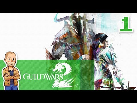 Guild Wars 2 Norn Gameplay Part 1 – New Character – Let's Play Walkthrough Playthrough