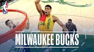 Best of the Milwaukee Bucks | 2018-19 NBA Season