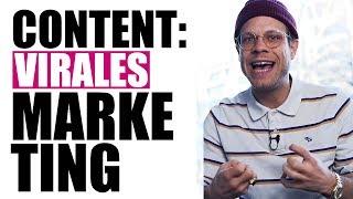 🌪 Viral Marketing - Content zum Teilen 🌪 | #FragDenDan