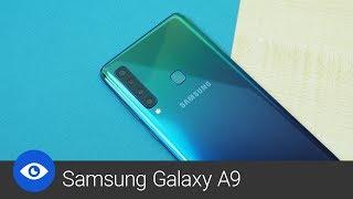 Samsung Galaxy A9 (první dojmy)
