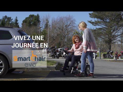 Utilisez Le SmartChair Evo Partout Et Au Quotidien !