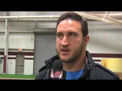 Joe Staley on Eric Fisher