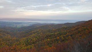 Shenandoah National Park Virginia   During the Fall mid October 2020