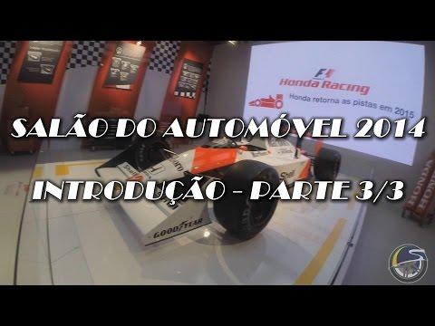 EnB Talk Around - Salão do automóvel 2014 - INTRO Parte 3 (final)