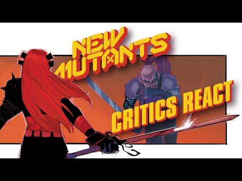 NEW MUTANTS #1 - Critics React | Marvel Comics