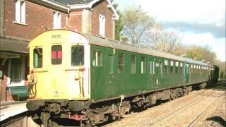 Original British Rail station announcements - Ashford, Kent, UK