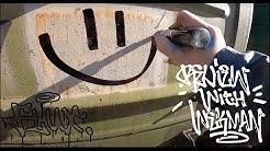 FLUX marker - Graffiti review