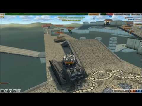 Lets Play Tanki Online №5 - тестовый сервер