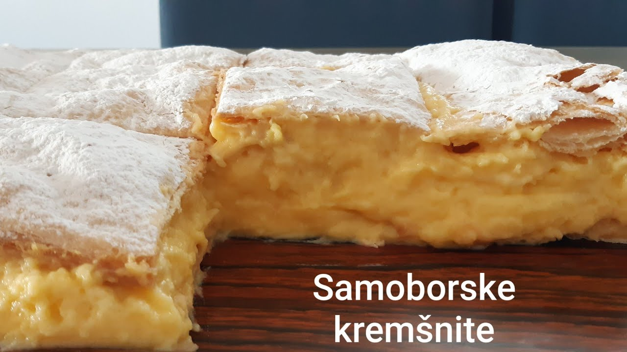 Krempita Samoborska