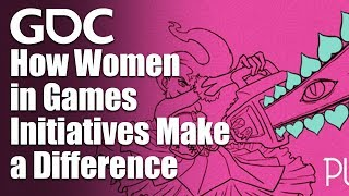 Ripple Effect: How Women-in-Games Initiatives Make a Difference