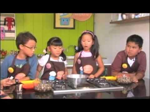 ครูแมว Play chef 6 ตอนหอยแครง - YouTube