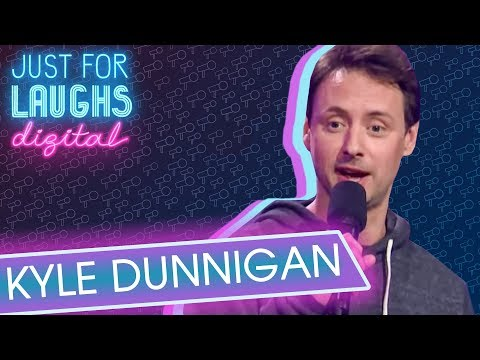 Kyle Dunnigan Stand Up  2013