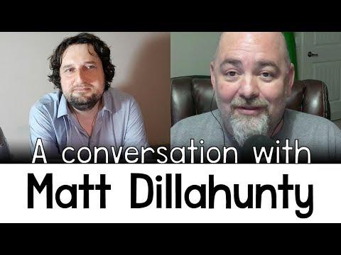 A conversation with Matt Dillahunty (ex-Southern Baptist, atheist speaker & debater)