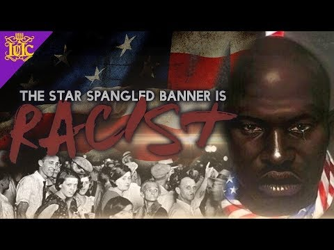 The Israelites: The Star Spangled Banner is RACIST