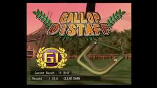 Clearing the Dream Series [Gallop Racer 2004]