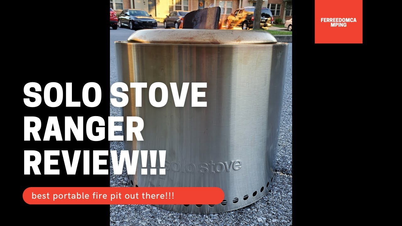 Solo Stove Ranger Fire Pit - One Year Later - Gear Review ... - Solo Stove Ranger Fire Pit