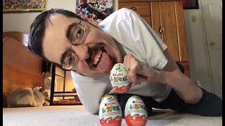 KINDER SURPRISE 🥚 - Ricky Berwick