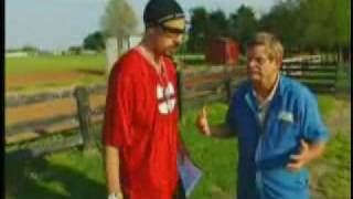 Ali G learns about Farms (Rubbish Zoos)