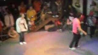 """""""Kickin it Old School"""" - Tony Styles vs. Fluid Girl"""