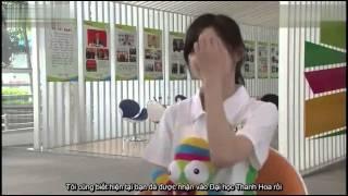 """""""Cô bé trà sữa"""" phỏng vấn trả lời Youth Olympic cực kì cute [Vietsub-ZhangZetian.Vietnam]"""