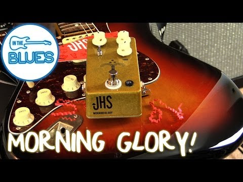 JHS Morning Glory V3 Overdrive Pedal Demo