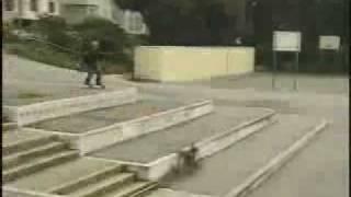 Chris Cole Wallenberg Tre Flip
