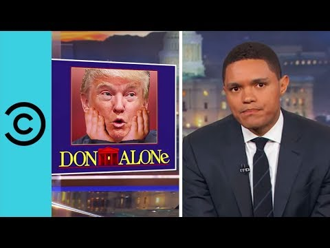 The Daily Show | No One Wants To Work For Trump