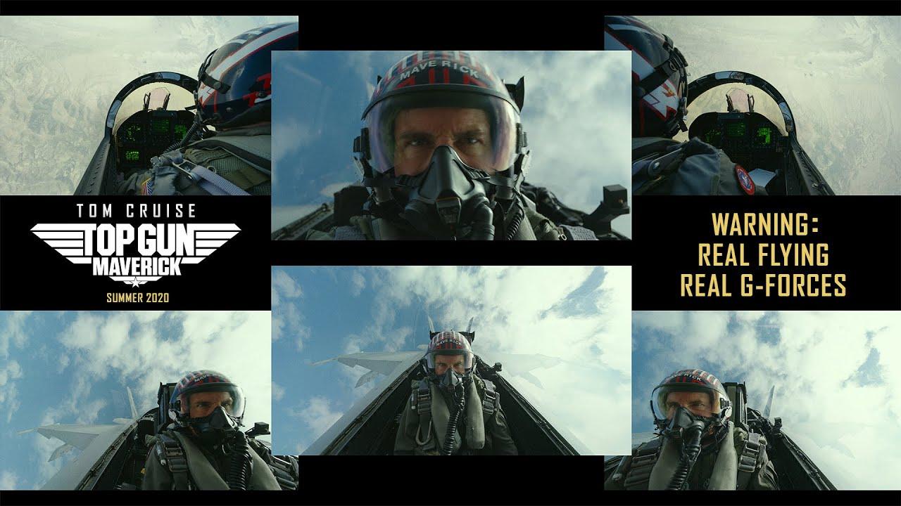 Top Gun Maverick | Aviation Featurette | Paramount Pictures UK