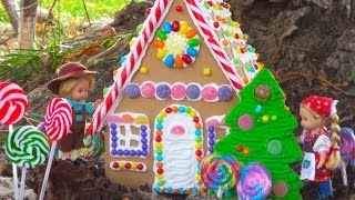 Video Story for Kids With Toys & Dolls HANSEL & GRETEL - Kid-friendly Family Fun Fairy Tale for Children download MP3, 3GP, MP4, WEBM, AVI, FLV September 2017