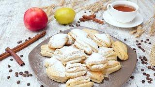Творожное печенье без яиц - Рецепты от Со Вкусом