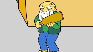 DALE LIKE A ESTE VIDEO... O HAY TABLA   Homero Saw Game