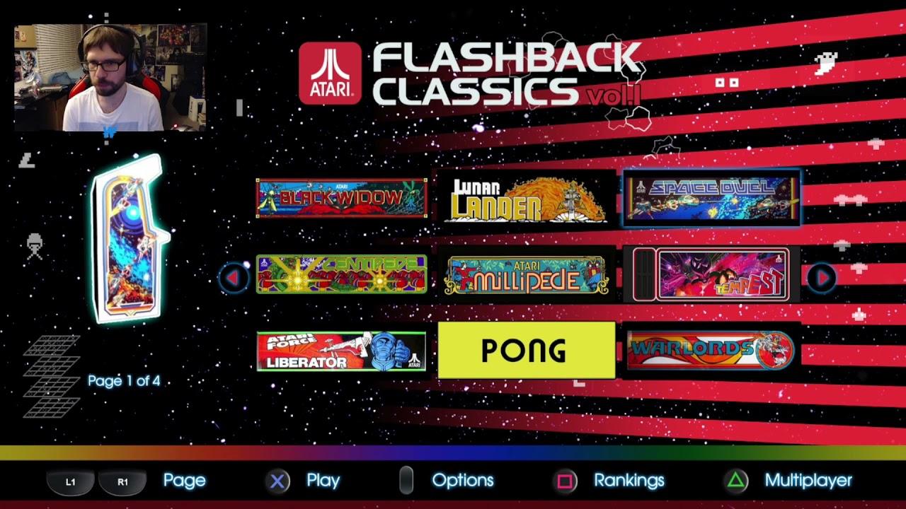 Download Willden vs. Atari Flashback Classics: Vol 1