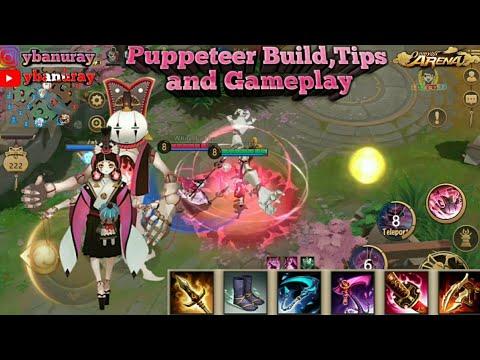 Puppeteer Guide-Onmyoji Arena Indonesia