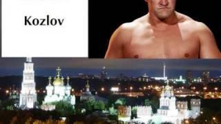 wwe vladimir kozlov new theme 2009