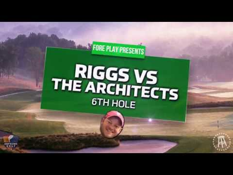 Riggs vs The Architects Golf Club New Jersery