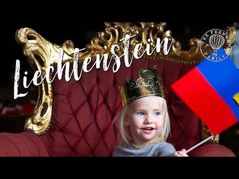 Liechtenstein | Getting that PASSPORT STAMP