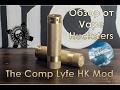 Обзор на The Comp Lyfe HK Mod 25mm (clone)