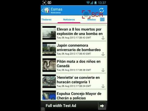 Mexico Noticias - Free news & RSS reader for Mexican