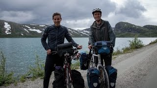 Norway Bicycle Touring Adventure - With Darren & Rob (BICYCLE TOURING PRO) - EP. #62