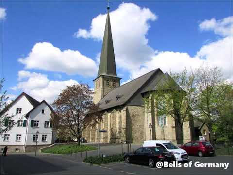 Mühlheim A.d.Ruhr-Stadtmitte(Altstadt)(NRW) Ev.Petrikirche Vollgeläut