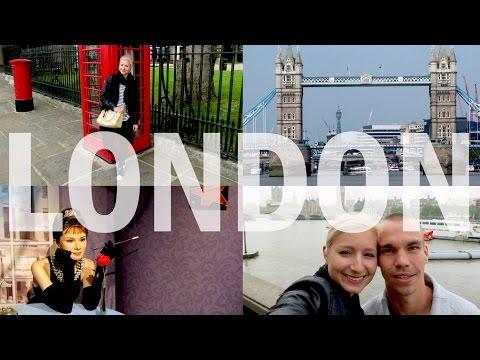Flabcation vlog ✈ Londýn