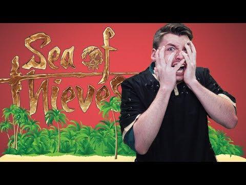 THE FINAL TREASURE HUNT • Sea of Thieves Gameplay
