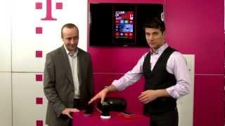 Nokia 820 z Windows Phone 8 - szkolenie on-line dla biznesu T-Mobile