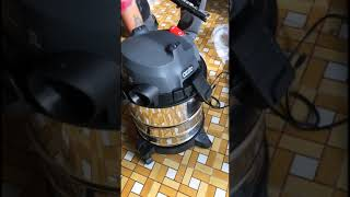 Mở hộp máy hút bụi Ozito | unbox vacuum cleaner Ozito 1250w 20l