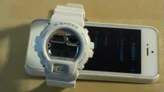 G-Shock GB6900AA Bluetooth Watch | Review | English